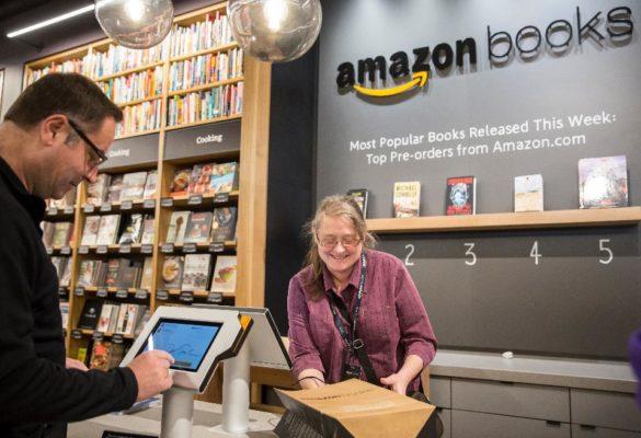 Amazon books - lscn