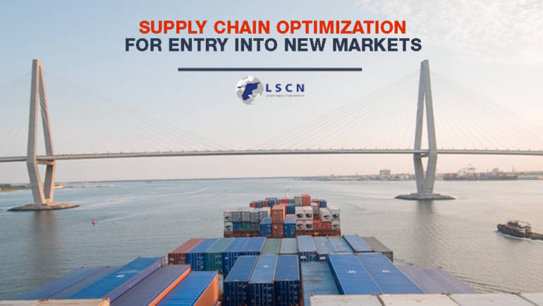 Supply Chain Optimization for Entry into New Markets