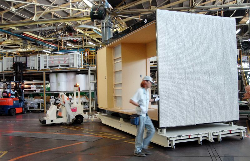Using Toyota's Supply Chain Best Practices in Constructing Pre-Fabricated Homes