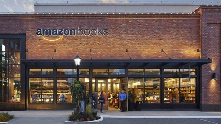 Should Amazon Go into the Brick and Mortar Business?